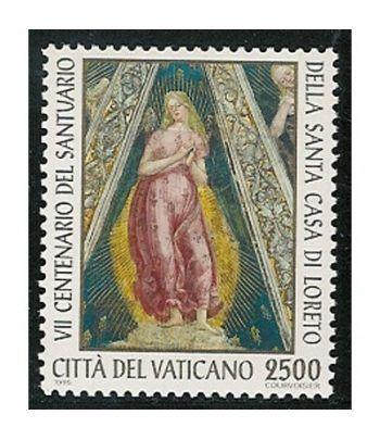 Vaticano  (1995) Año completo con carnet  - 2