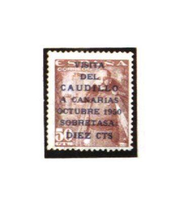 1083a/b Canarias Correo  - 2