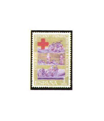 1534 Centenario de la Cruz Roja Internacional  - 2
