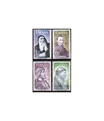 1536/39 Personajes Españoles  - 2