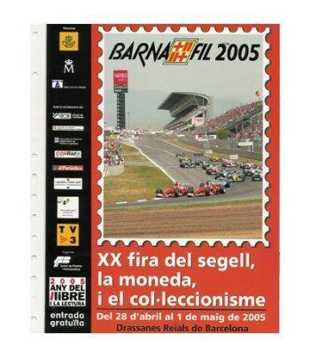 2005 BARNAFIL. Documento-Circuit de Catalunya  - 2