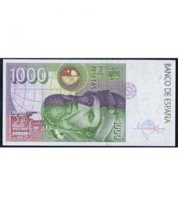 (1992/10/12) 1000 Pesetas. SC  - 2