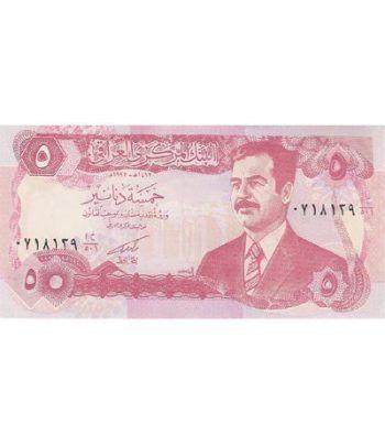 Irak 5 Dinars Sadam  - 2