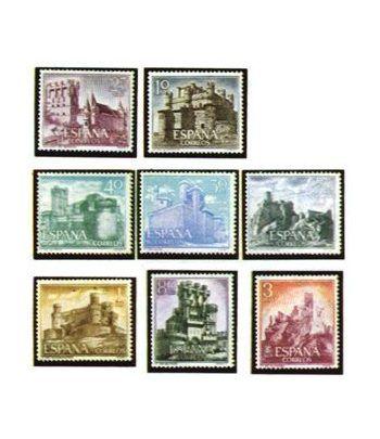1738/45 Castillos de España  - 2