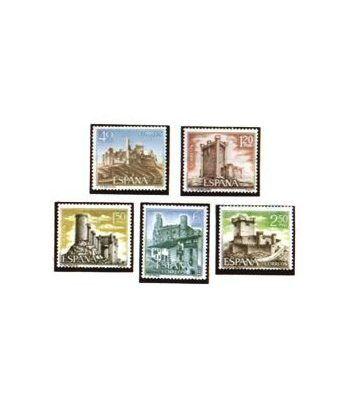 1880/84 Castillos de España  - 2