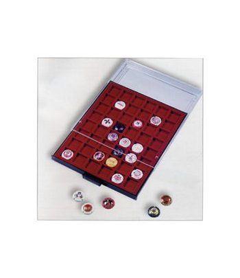 LEUCHTTURM Bandejas MB (236x303) 35 placas Jerobam Bandeja Monedas - 2