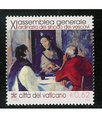 Vaticano (2005) Año completo con carnet  - 2