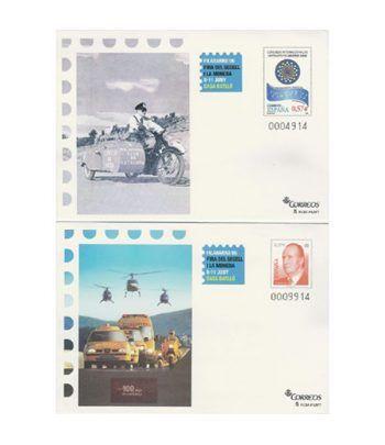 Sobre entero Postal 110/11 Filabarna 2006 RACC  - 2