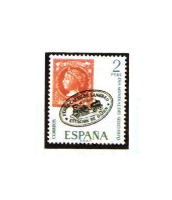 1974 Día mundial del Sello  - 2
