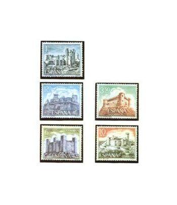 1977/81 Castillos de España  - 2