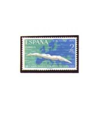 1989 XII Campeonatos europeos de natación, saltos y waterpolo  - 2