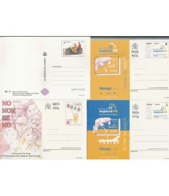 Entero Postal Año 2006 completo  - 2