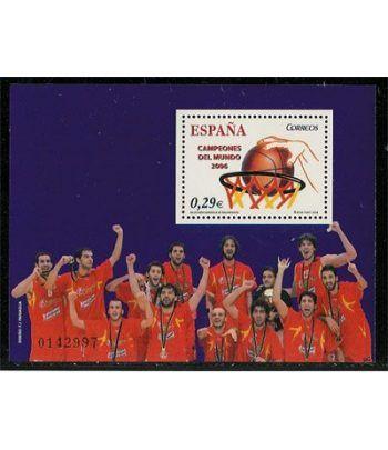 4267 Campeones del Mundo Baloncesto  - 2