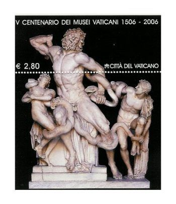Vaticano (2006) Año completo con carnet  - 2