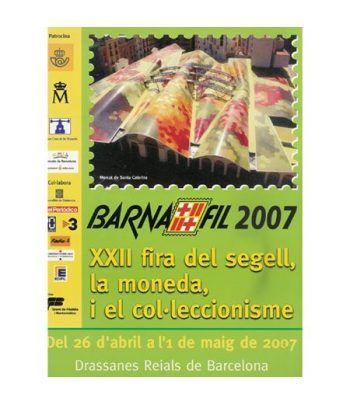 2007 BARNAFIL. Documento-Arquitectura  - 2