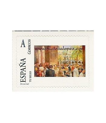 2007 Filatelia Lopez (mercado de sellos Plaza Real 1980)  - 2