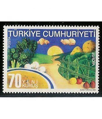Europa 2005 Turquia (1v)  - 2