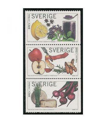 Europa 2005 Suecia (3v)  - 2