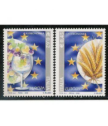 Europa 2005 Italia (2v)  - 2