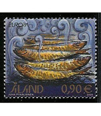 Europa 2005 Aland (1v)  - 2