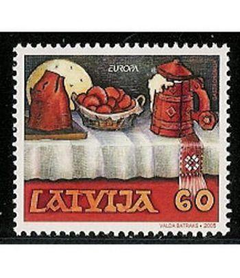 Europa 2005 Letonia (1v)  - 2