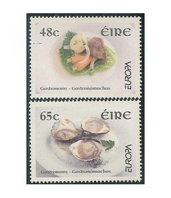 Europa 2005 Irlanda (2v)  - 2