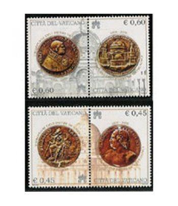 Vaticano 1409/12 V Cent. Basílica San Pedro 2006  - 2