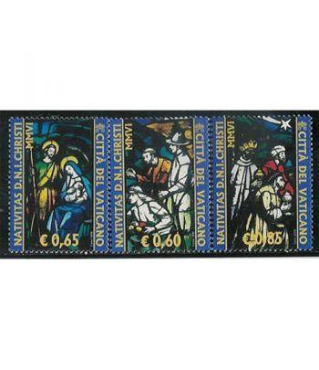 Vaticano 1421/23 Navidad 2006  - 2