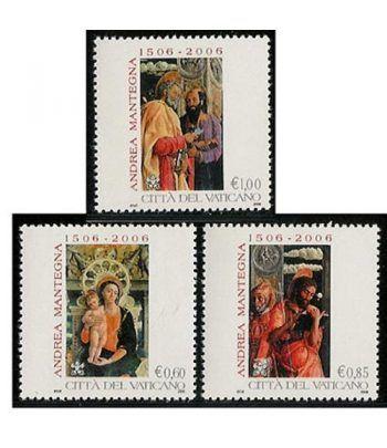 Vaticano 1401/5  Andrea Mantegna 2006  - 2