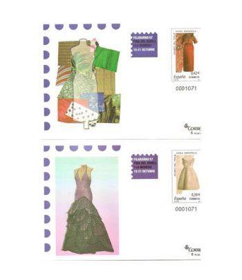Sobre entero Postal 118/19 Filabarna 2007 Moda  - 2