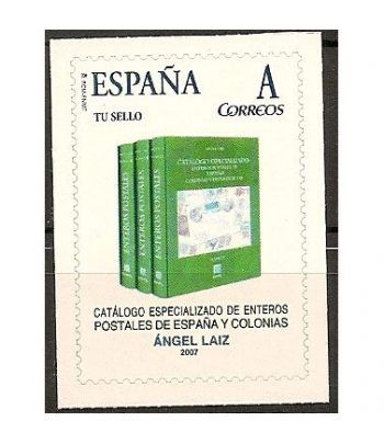 2007 EDIFIL 02. Catálogo Especializado de E.P. de España, Coloni  - 2