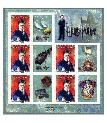 Cine. Francia 2007 Harry Potter. HB  - 2