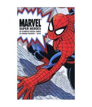 Comics. USA 2006 Marvel Super Heroes. 20 postales  - 1