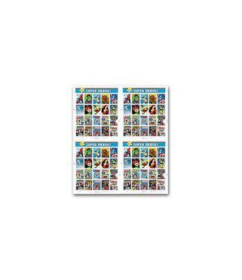 Comics. USA 2006 Marvel Super Heroes. Pliego 2  - 2