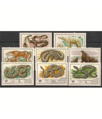 Fauna. Rusia 4438/45  - 2