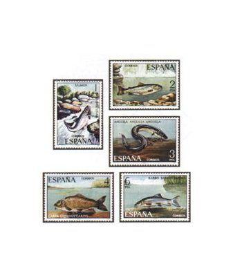 2403/07 Fauna hispánica  - 2