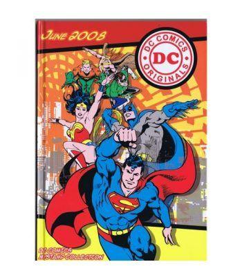 Comics. Singapur 2008 Marvel Super Heroes Pack Presentacion  - 1