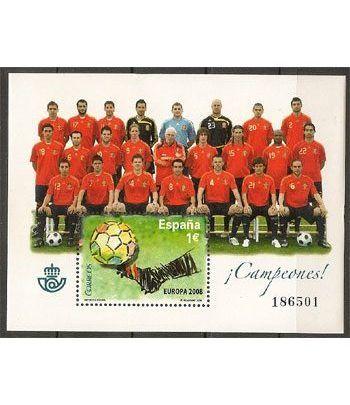 4429 Selección Española de Futbol Campeones de Europa 2008  - 2