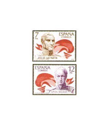 2489/90 América - España  - 2