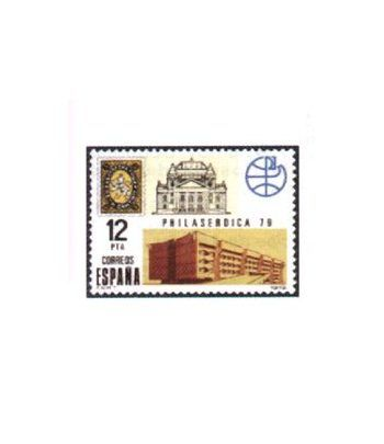 2524 Exposición Filatélica Mundial PHILASERDICA'79  - 2