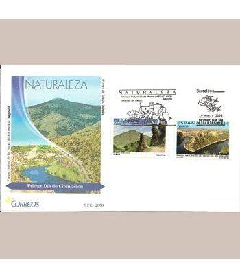 Sobres Primer Día España 4397/98 Naturaleza (2008)  - 2