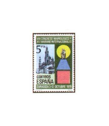 2543 Congreso Mariológico y XV Mariano Internacional de Zaragoza  - 2