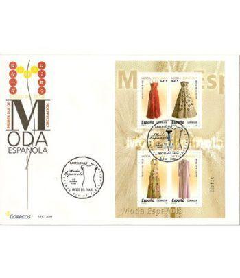 Sobres Primer Día España 4441 Moda Española (2008)  - 2
