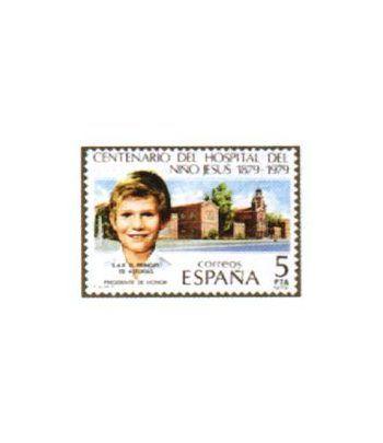 2548 Centenario del Hospital del Niño Jesús  - 2