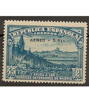 0759 Defensa de Madrid Aereo  - 2