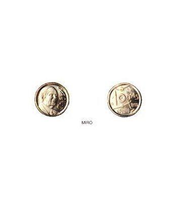 10 Pesetas. (1993) Madrid - (MIRÓ) SC  - 2