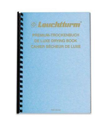 LEUCHTTURM Libro seca-sellos Premium  - 2