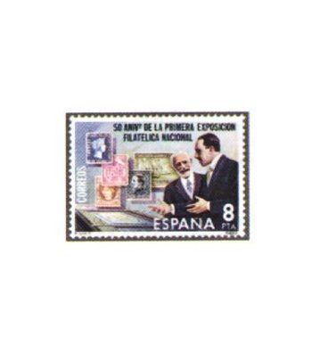 2576 Aniversario de la Primera Exposición Filatélica Nacional  - 2