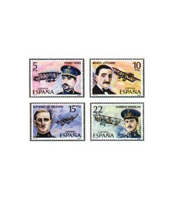 2595/98 Pioneros de la aviación  - 2