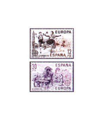 2615/16 Europa - CEPT  - 2